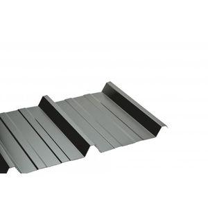 PLAQUE - BARDEAU Bac acier laqué 1045 50-100 - L: 300 cm - l: 105 c