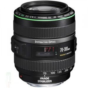 OBJECTIF Canon EF 70-300mm f4.5-5.6 DO IS USM
