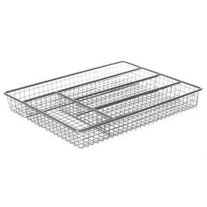 RANGE COUVERTS Secret de Gourmet - Range couverts tiroir gris L,