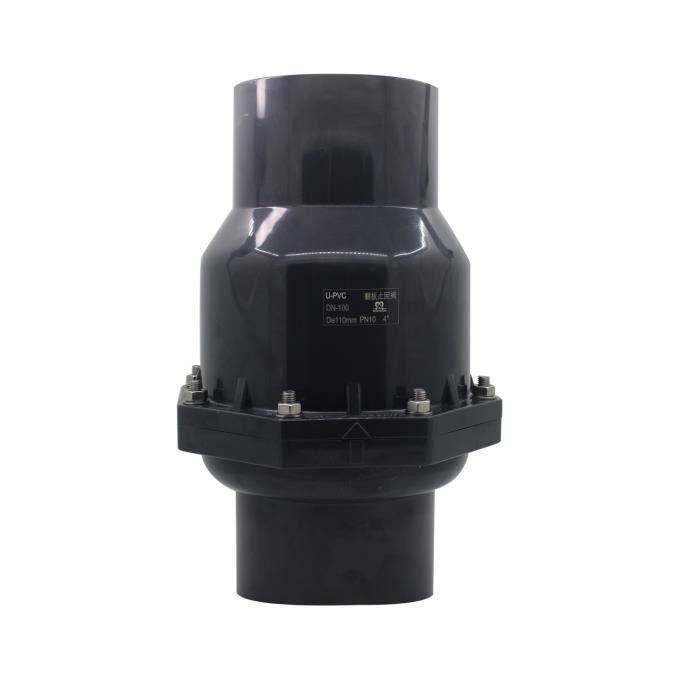 soupape vidange clapet anti refoulement clapet anti retour eau pvc diamètre intérieur 32 mm