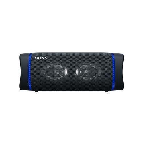 SONY SRSXB33B Enceinte Bluetooth - Autonomie 24h - Splash proof - Noir