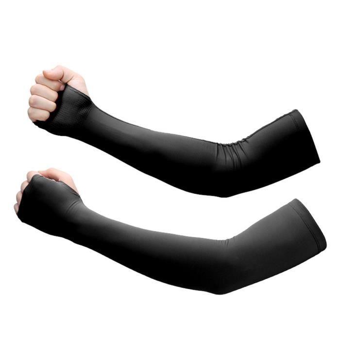 Été UV Protection Manches De Refroidissement De Protection Du Soleil En Plein Air Cyclisme Anti-UV