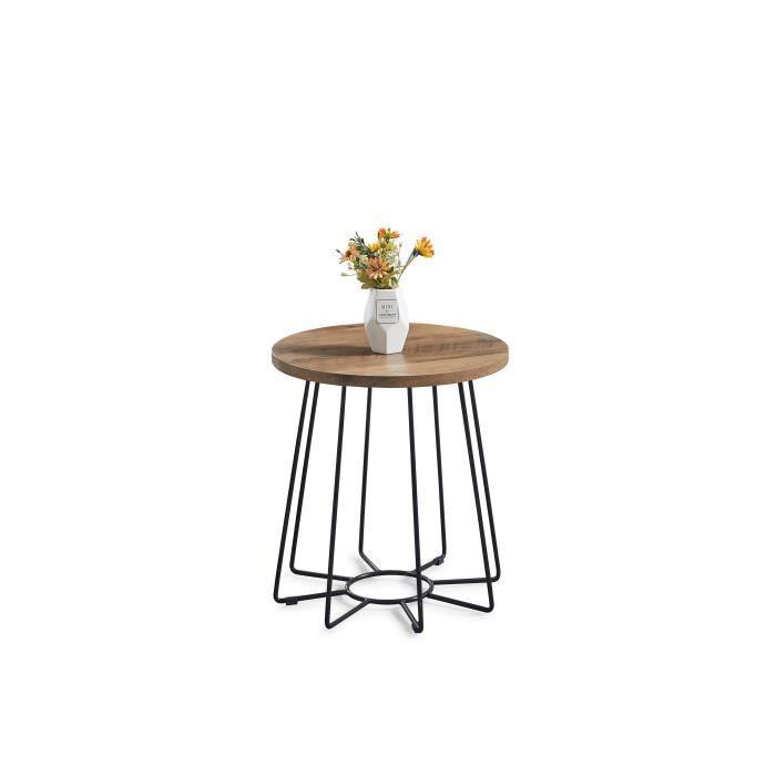 Table basse de salon bois - Nova