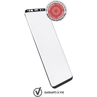 Protège-écran verre trempé pour Samsung Galaxy S9+ avec kit de pose
