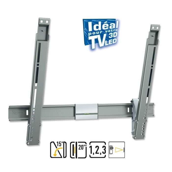 VOGEL'S THIN315 / Inclinable 15° / TV 40 à 65\