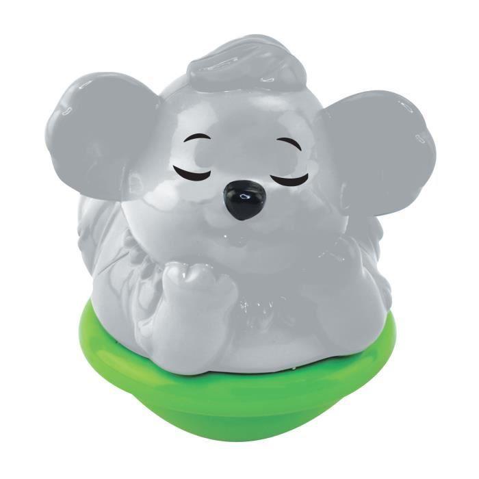 VTech ZoomiZooz TuimeldiertjeKen Koala 8,5 cm gris