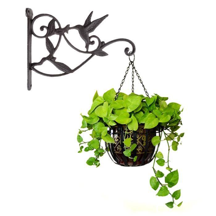 diam/ètre : 26-28 cm, noir Protection pour pot de fleurs: Protection plantes