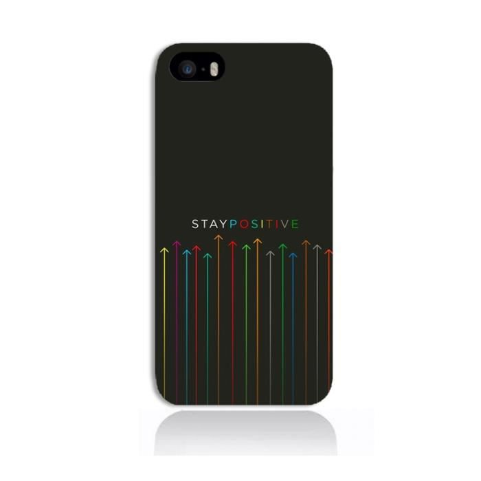 coque ipod touch 5 stay positive coque mp3 mp4 avis. Black Bedroom Furniture Sets. Home Design Ideas