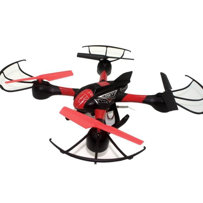 Ghost drone cam ra x4 version 2 irdrone achat vente for Drone exterieur
