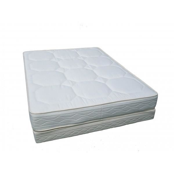 Matelas mousse ferme well being 140 x 190 achat vente matelas cdiscount - Matelas mousse 140 x 190 ...