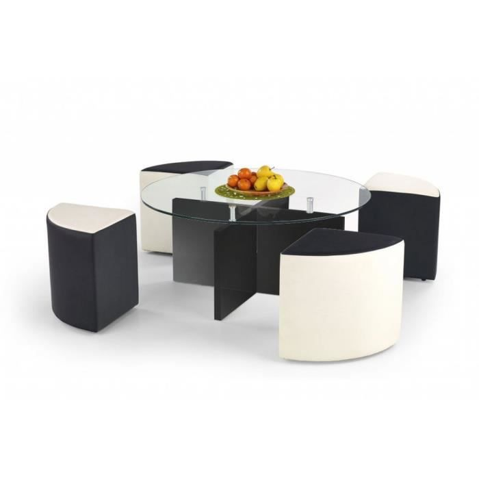 maison r table basse tabouret