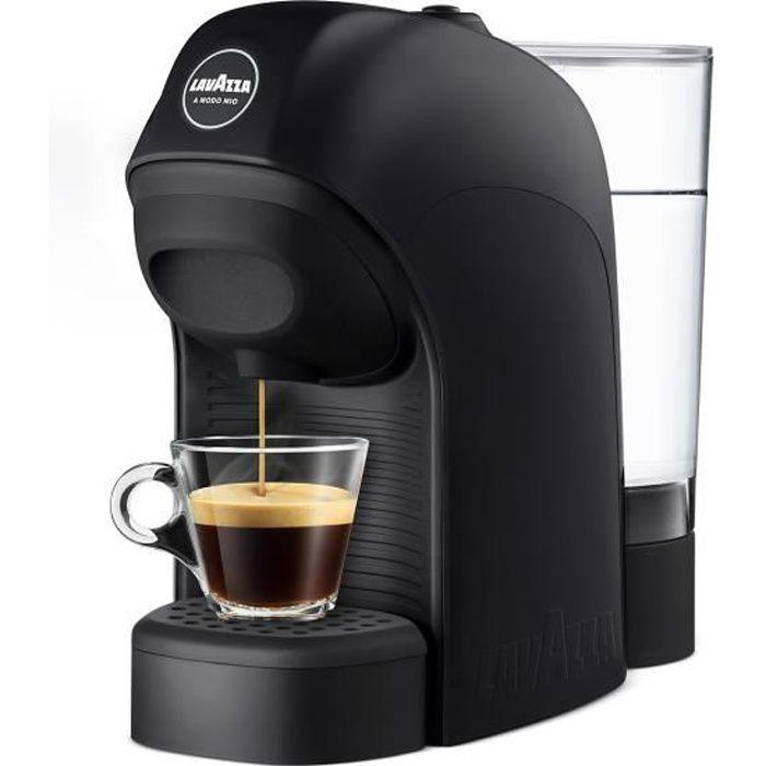 MACHINE À CAFÉ Lavazza LM800 Tiny, Autonome, Cafetière à dosette,