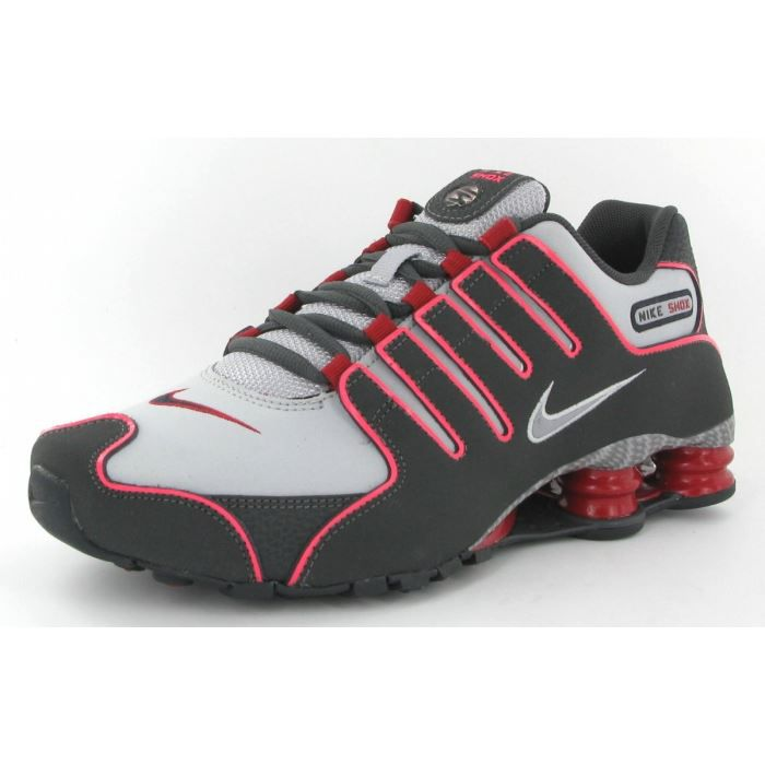 outlet on sale 100% top quality purchase cheap Chaussures Nike Shox NZ EU... Gris Gris - Achat / Vente basket ...