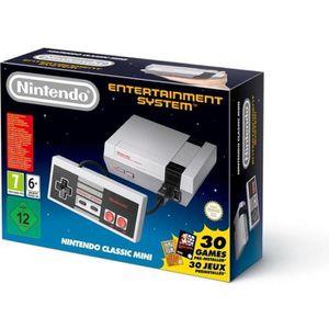 CONSOLE RÉTRO Console Nintendo Classic Mini NES