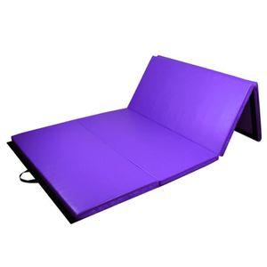 TAPIS DE SOL FITNESS PRISP - Tapis de Sol 240cm pour Gymnastique et Fit