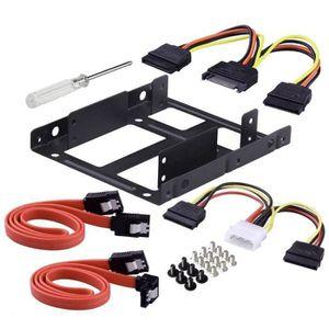 DISQUE DUR SSD JEC 2.5 pouces SSD à 3.5 pouces support de kit de