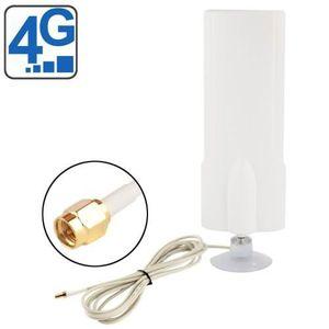 AMPLIFICATEUR DE SIGNAL Antenne 4G - 25dBi (connecteur SMA mâle)