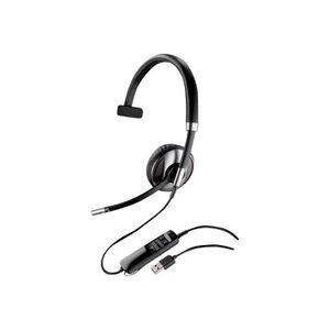 CASQUE - ÉCOUTEURS Plantronics Blackwire C710 700 Series casque sur-o