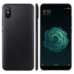 SMARTPHONE Xiaomi Mi A2 4+64Go Noir 5.99 Pouces 4G Smartphone