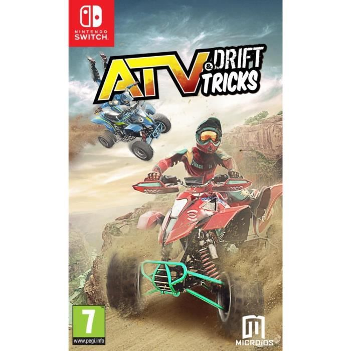 ATV Drift & Tricks Jeu Switch
