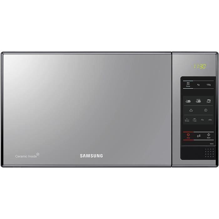 Samsung ME83 X Four à micro-ondes, Plan de travail 23L 800 W, Noir