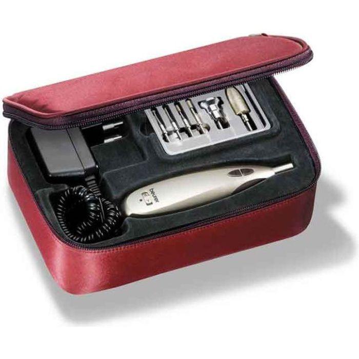 Beurer MP60 Coffret manucure pédicure - Kit com…