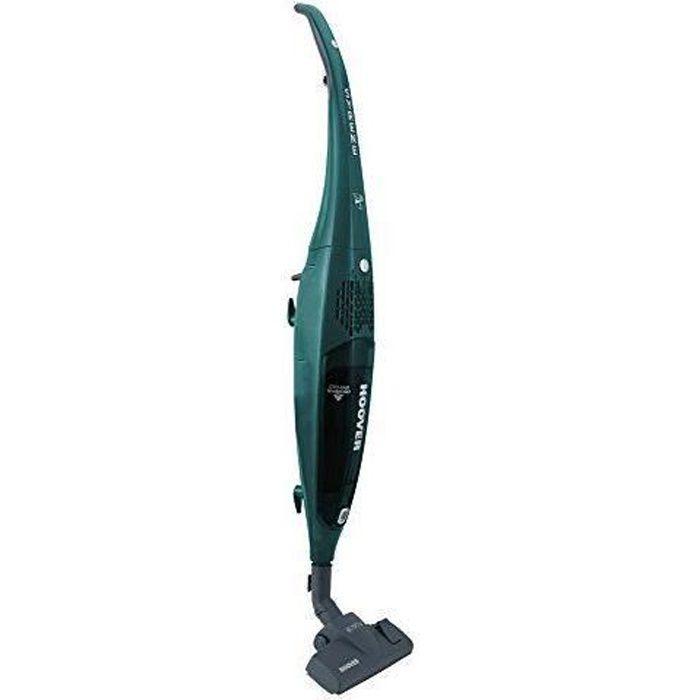 Hoover SB 01 - ELECTROMENAGER - ASPIRATEUR BALAI - Balai sans sac, Vert/Vert Transparent