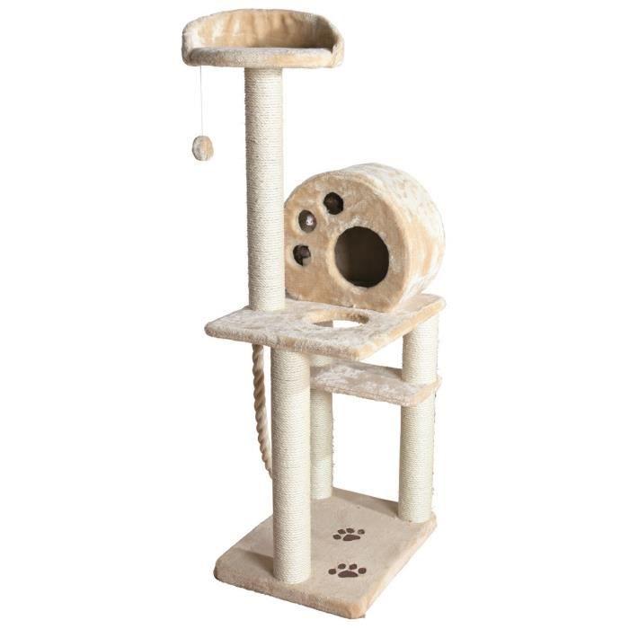 TRIXIE Arbre à chat Salamanca 138 cm - Beige