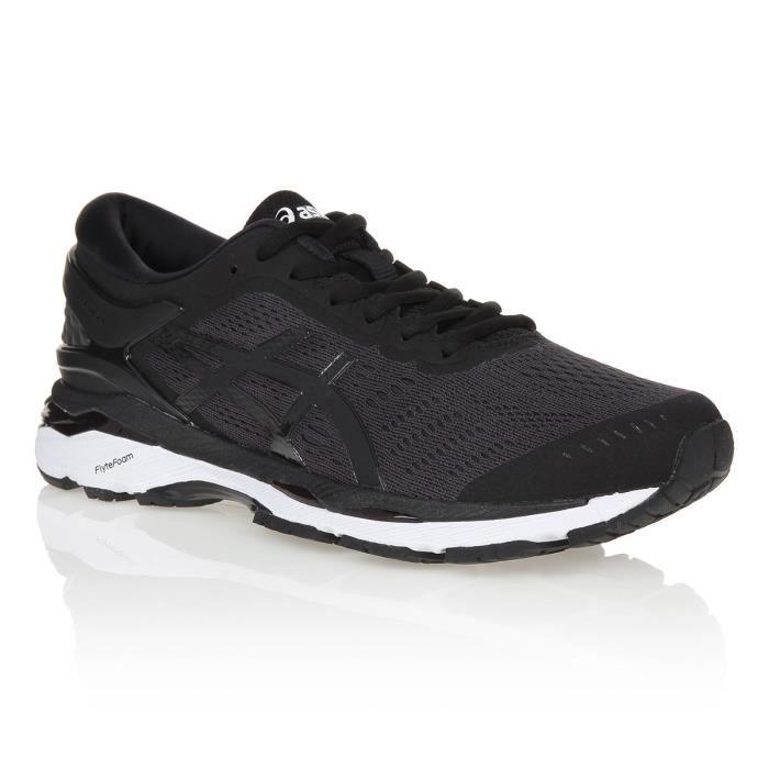 ASICS Chaussures de running BTE Gel Kayano - Homme - Noir