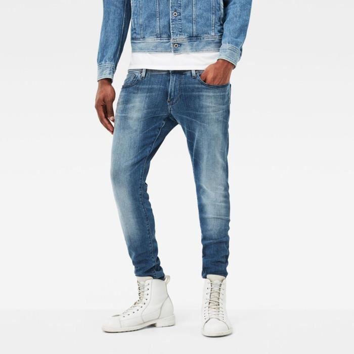 Vêtements homme Jeans G-star Revend Super Slim L30