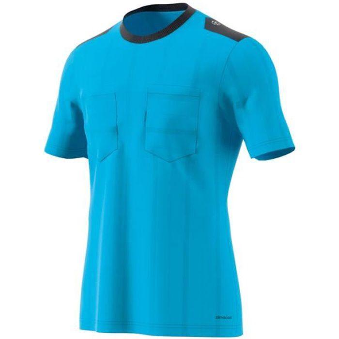 Adidas Maillot Arbitre Football UCL bleu ciel
