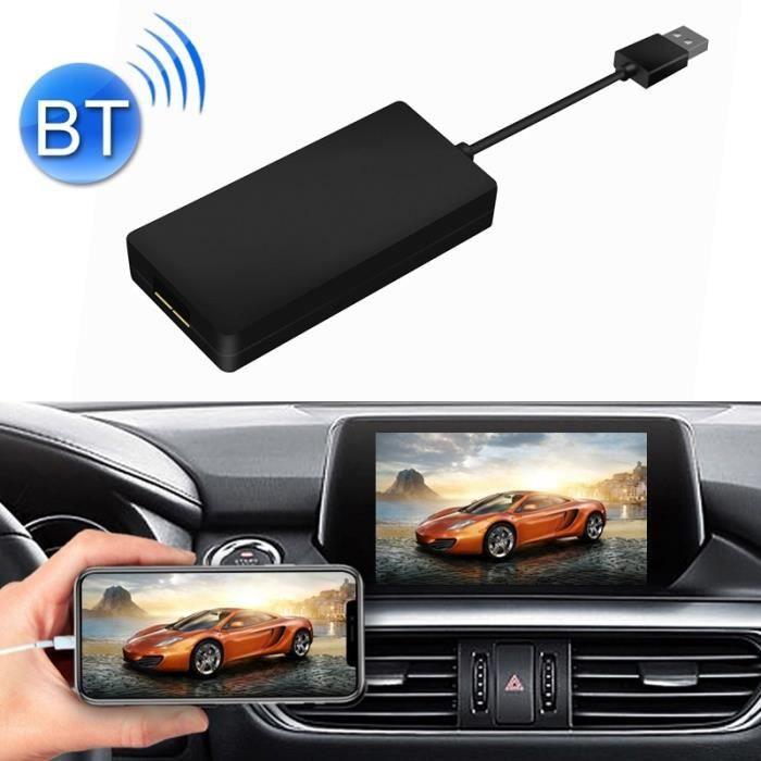 Autoradio Navigation De Voiture Pour Android / Apple Carplay Module Bluetooth Sans Fil Adaptateur Usb Téléphone Intelligen - 532621