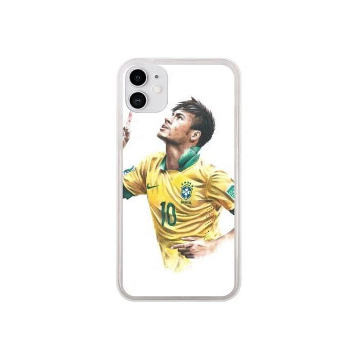 Coque iphone 11 neymar