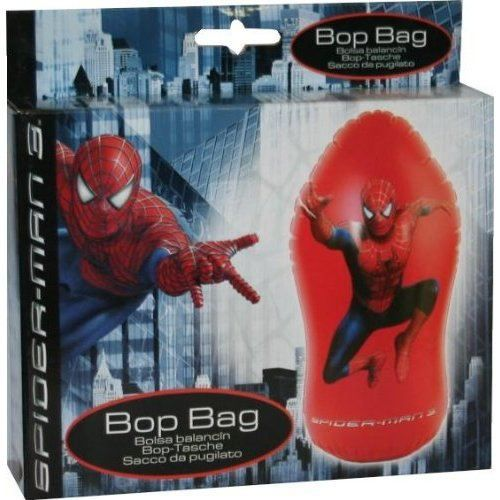 SAC DE FRAPPE SPIDERMAN - Punching ball gonflable