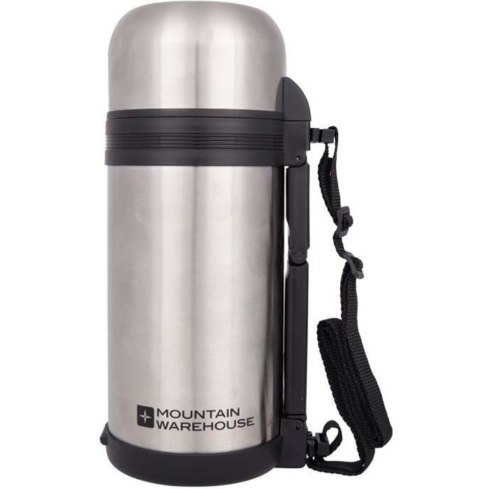 thermos flacon alimentaire isotherme poignet randonn e camping voyage 1 2 l achat vente. Black Bedroom Furniture Sets. Home Design Ideas