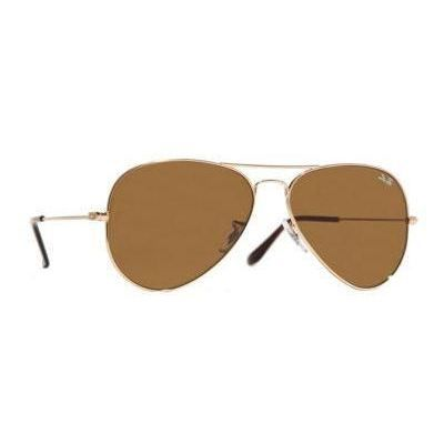 ray ban aviator verre marron