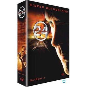 DVD SÉRIE DVD 24 heures chrono, saison 4