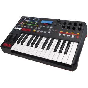 BOITIER EFFET Contrôleur MIDI AKAI Professional MPK225