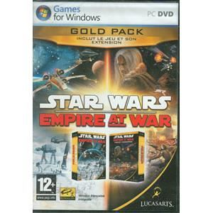 JEU PC Star Wars - Empire At War Gold (pc)