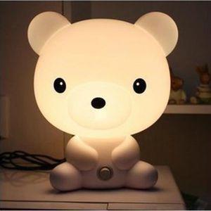 VEILLEUSE BÉBÉ CITTATREND Veilleuse Lampe de Nuit Chevet Table Lu