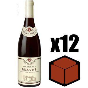VIN ROUGE X12 Beaune 1er Cru