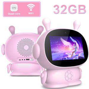 TABLETTE TACTILE Tablette Tactile Enfants Robot +Microphone 5.5 Pou