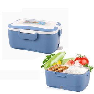 LUNCH BOX - BENTO  Boîte à lunch chauffante électrique portatif 24V-