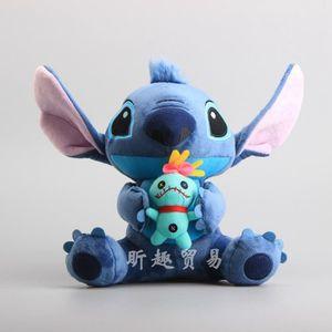 POUPÉE  Disney Stitch Sucette Peluches Poupée souple Pelu