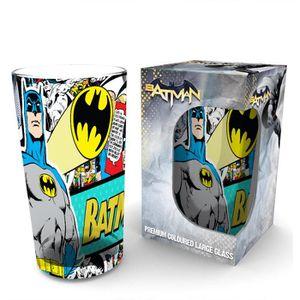 Verre à eau - Soda Verre DC Comics - Batman