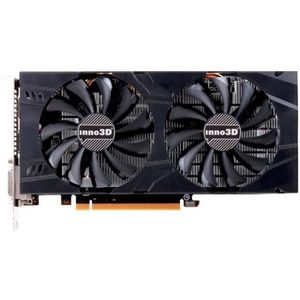 CARTE GRAPHIQUE INTERNE Inno3D iChiLL GeForce GTX 1060 X2 - Carte graphiqu
