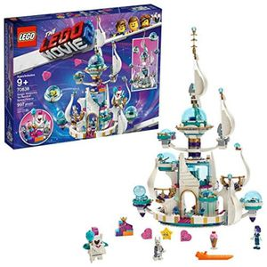 ASSEMBLAGE CONSTRUCTION Jeu D'Assemblage LEGO MOHSS FILM 2 70838 Reine Wat