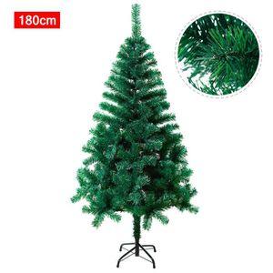 SAPIN - ARBRE DE NOËL MCTECH Sapin de Noël Artificiel 680 branches vert