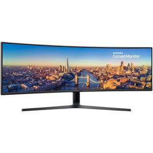 ECRAN ORDINATEUR Ecran PC Ultra-Wide LC49J890DKU Samsung 49'' 124.2
