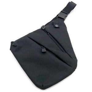 Lixada Sac /à Poitrine Sling Backpack Sac Bandouli/ère Homme Cross Body Bag Anti-Vol de S/écurit/é Poitrine Poche pour Hommes Femmes